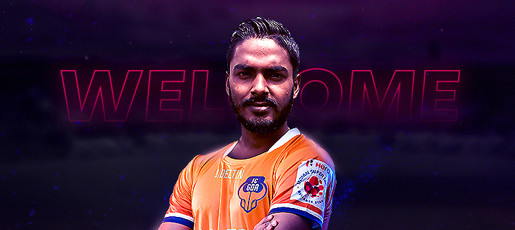 FC Goa has announced the signing of 22 year old defender Sanson Pereira on a two-year deal after the full back impressed everyone at Salgaocar SC in Goa Pro League.