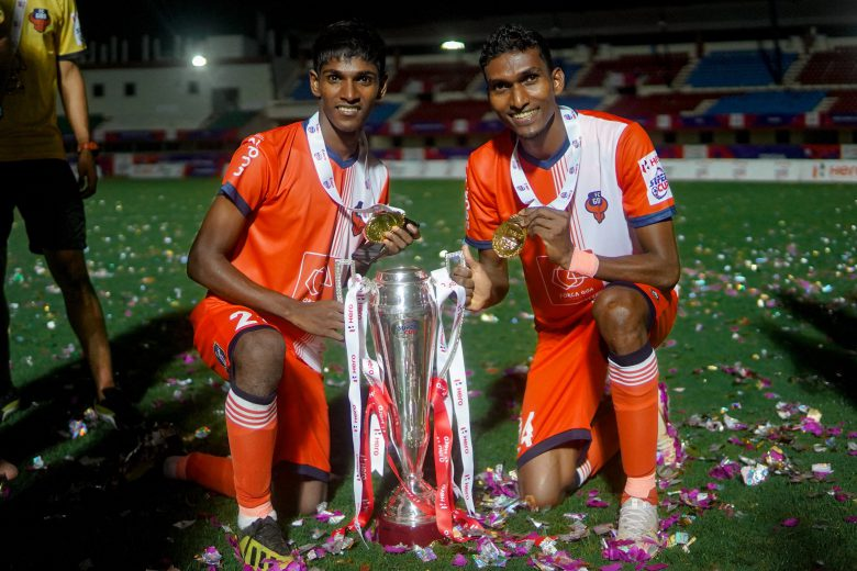 Midfielder Lenny Rodrigues has had a sterling couple of seasons with the Gaurs winning Super Cup title in 2018-19 & ISL league winners shield in last season