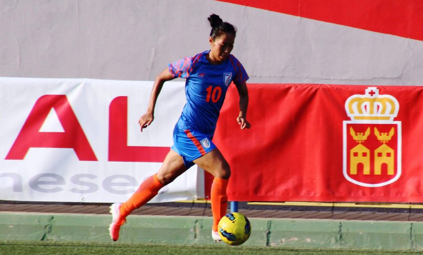 Indian Women's Team forward Bala Devi feels that the announcement of India as the hosts for the AFC Asian Cup 2022 has further motivated her to remain at peak fitness