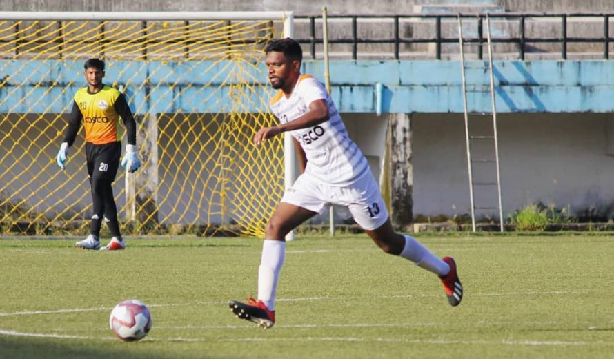 One of the core members of ONGC's strong defensive unit, Centre back Dhruwesh Nijap talks about his football career so far, inspirations & aim going forward