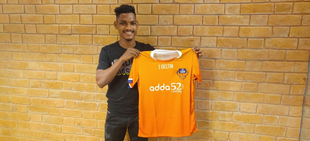 FC Goa is thrilled to announce that the club has secured the services of highly-rated 21-year-old Goan forward Devendra Murgaonkar.