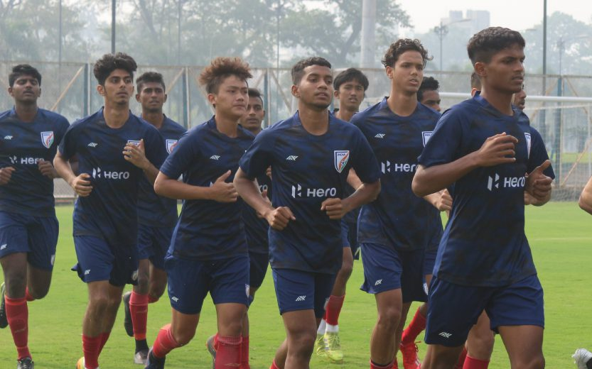 With Hero I-League 2021-22 season fast approaching, the Indian Arrows are all set to begin their pre-season training in Bhubaneswar, Odisha on October 17